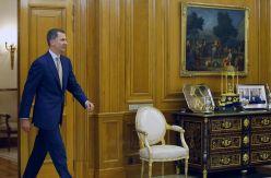 La jueza saca de la causa por acoso los mensajes entre los reyes y López Madrid