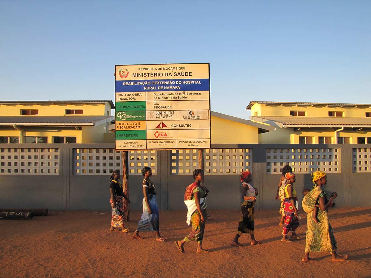 Iniciado en 2005, el 'Progama de Salud de Erati' se ha desarrollado en los distritos de Erati y Memba, situados en la provincia de Nampula, al Norte de Mozambique.