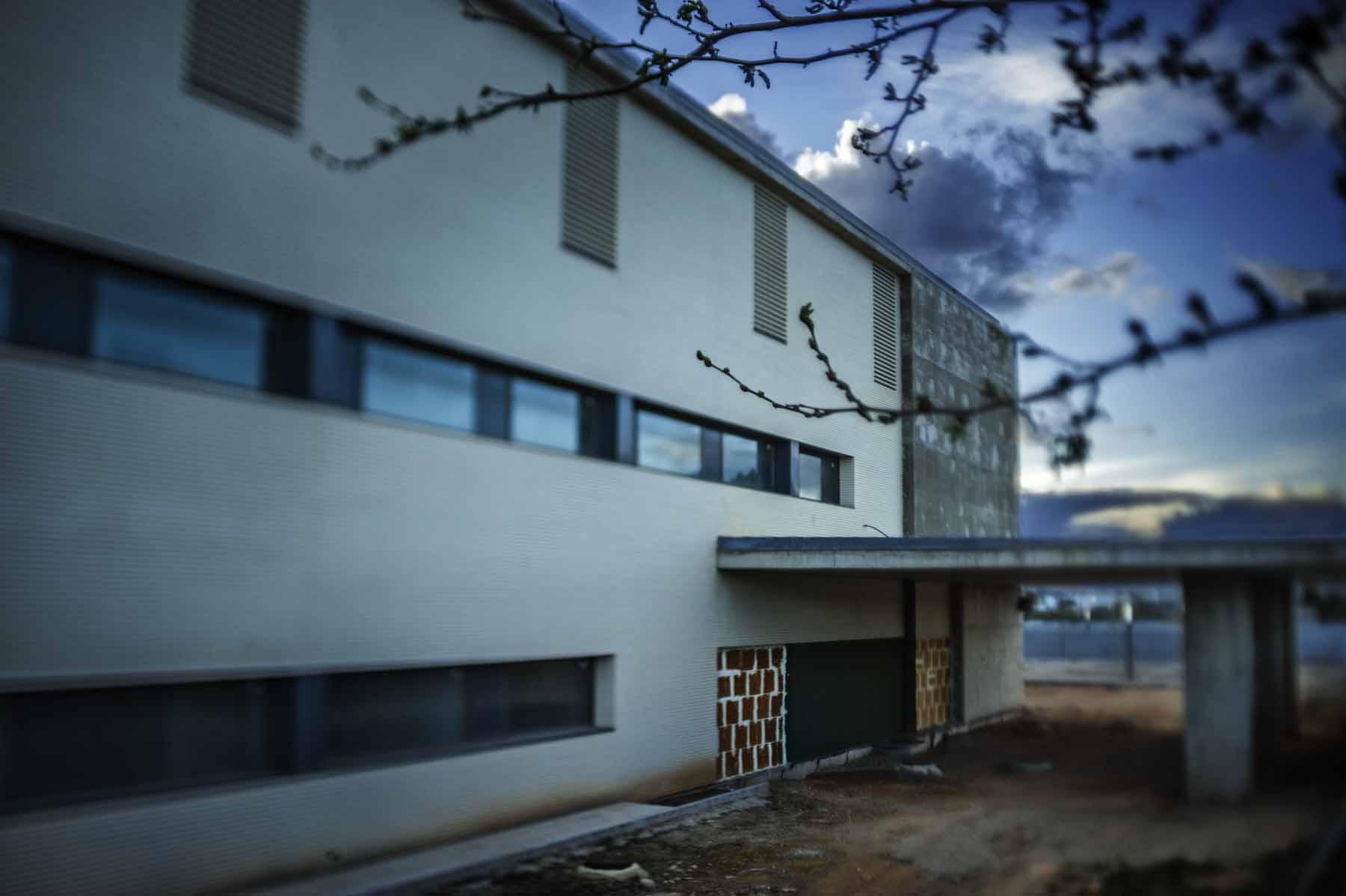 Hospital Comarcal de Llíria.