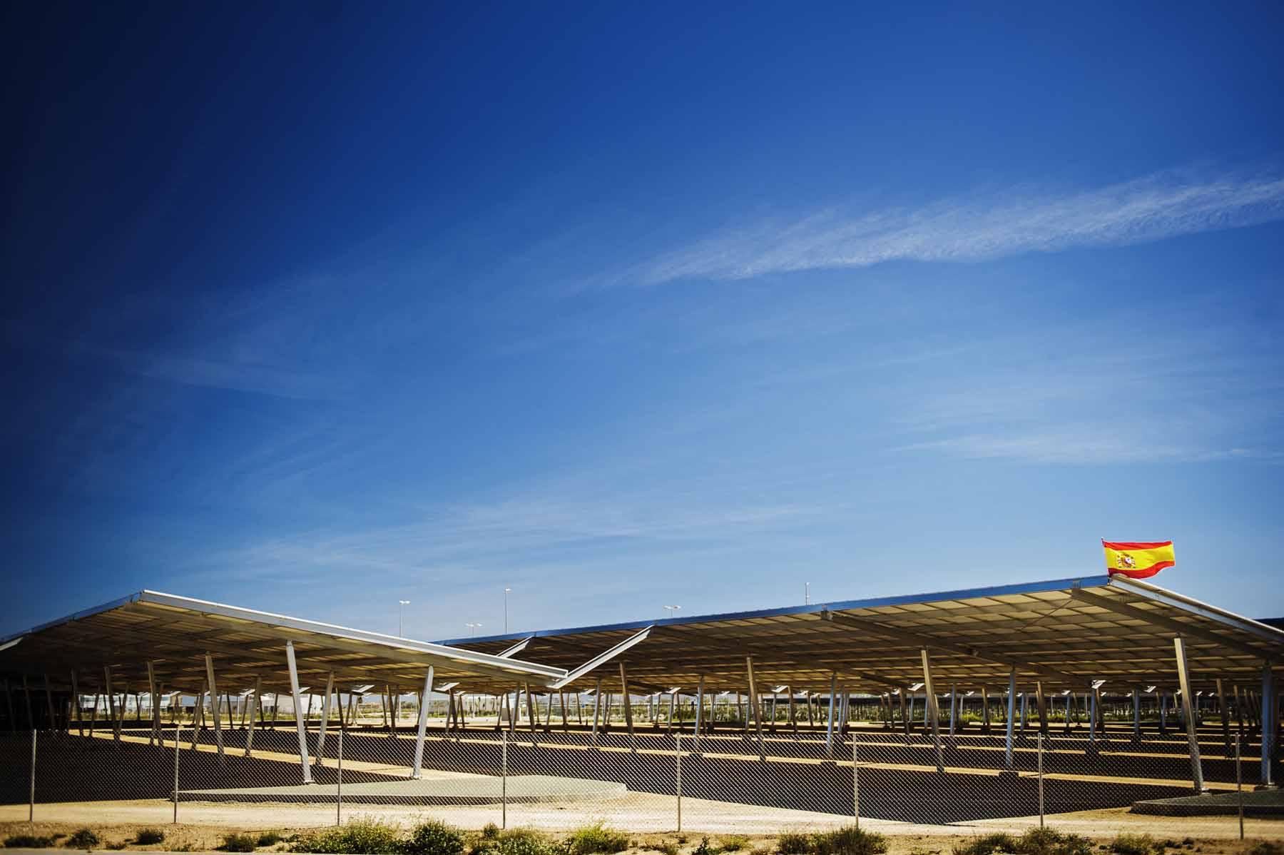 Aeropuerto Internacional de Murcia.