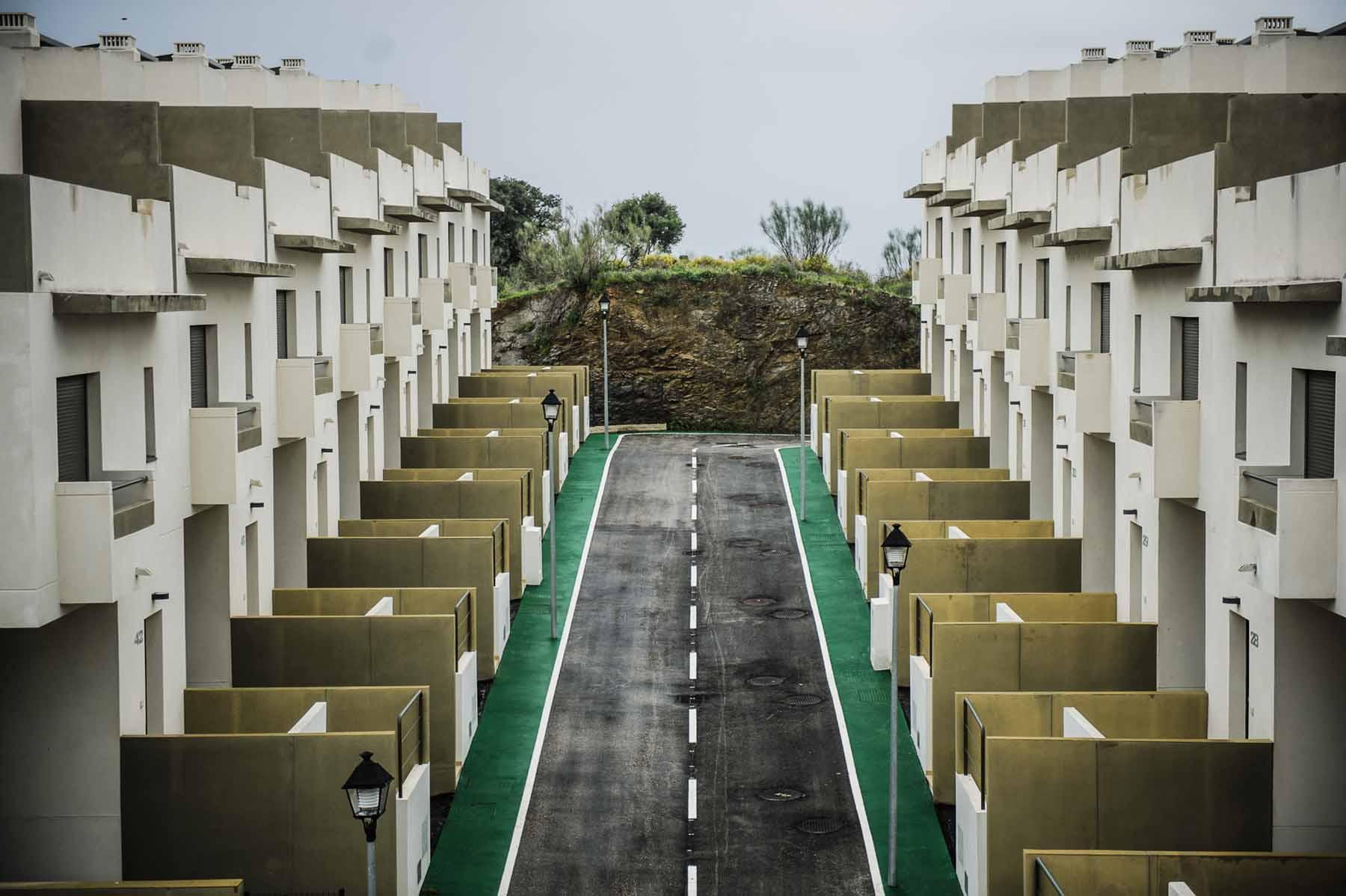"""Nuevo Chilches"" Residential Development."
