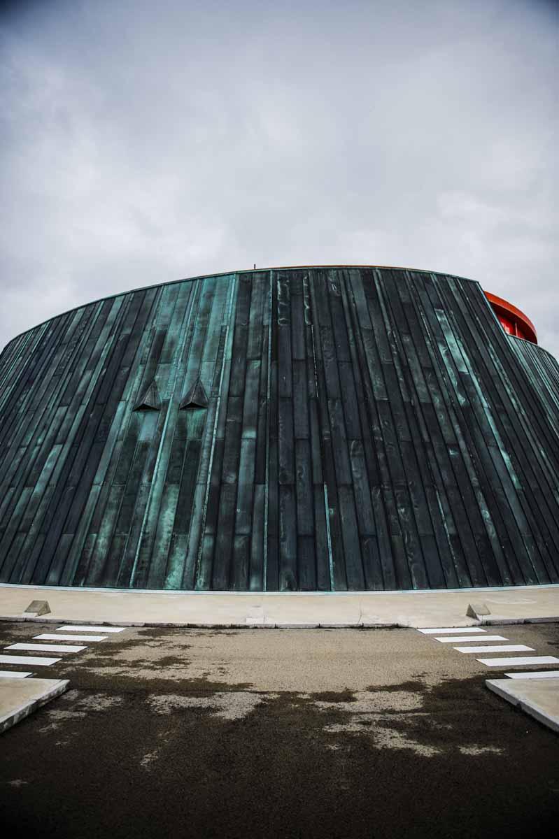 Visitor Center.