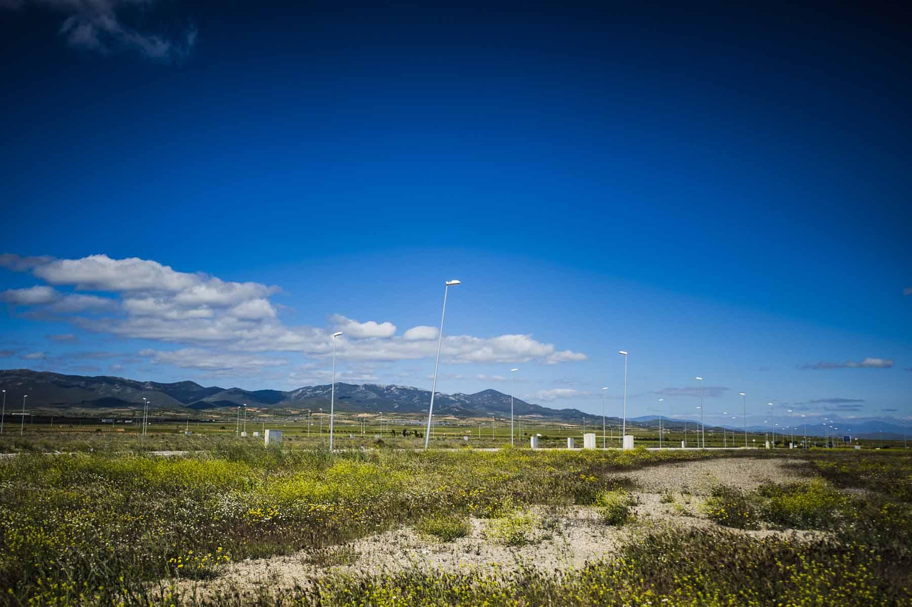 """Entreviñas"" Industrial Park."