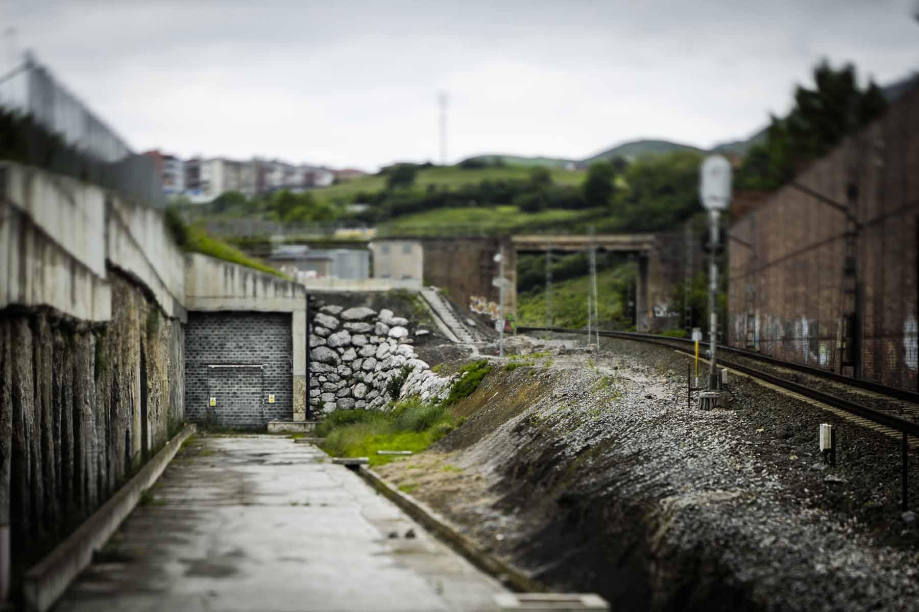 Túnel de Serantes.