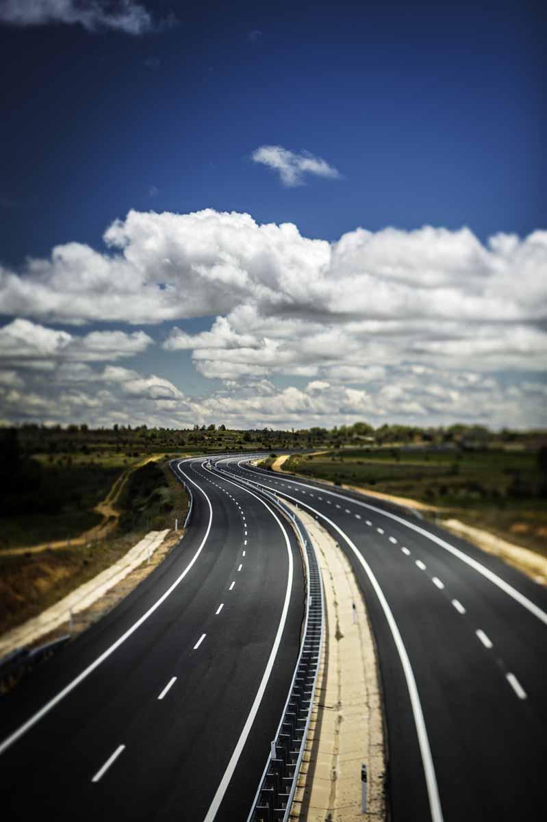 Autopista AP-71.
