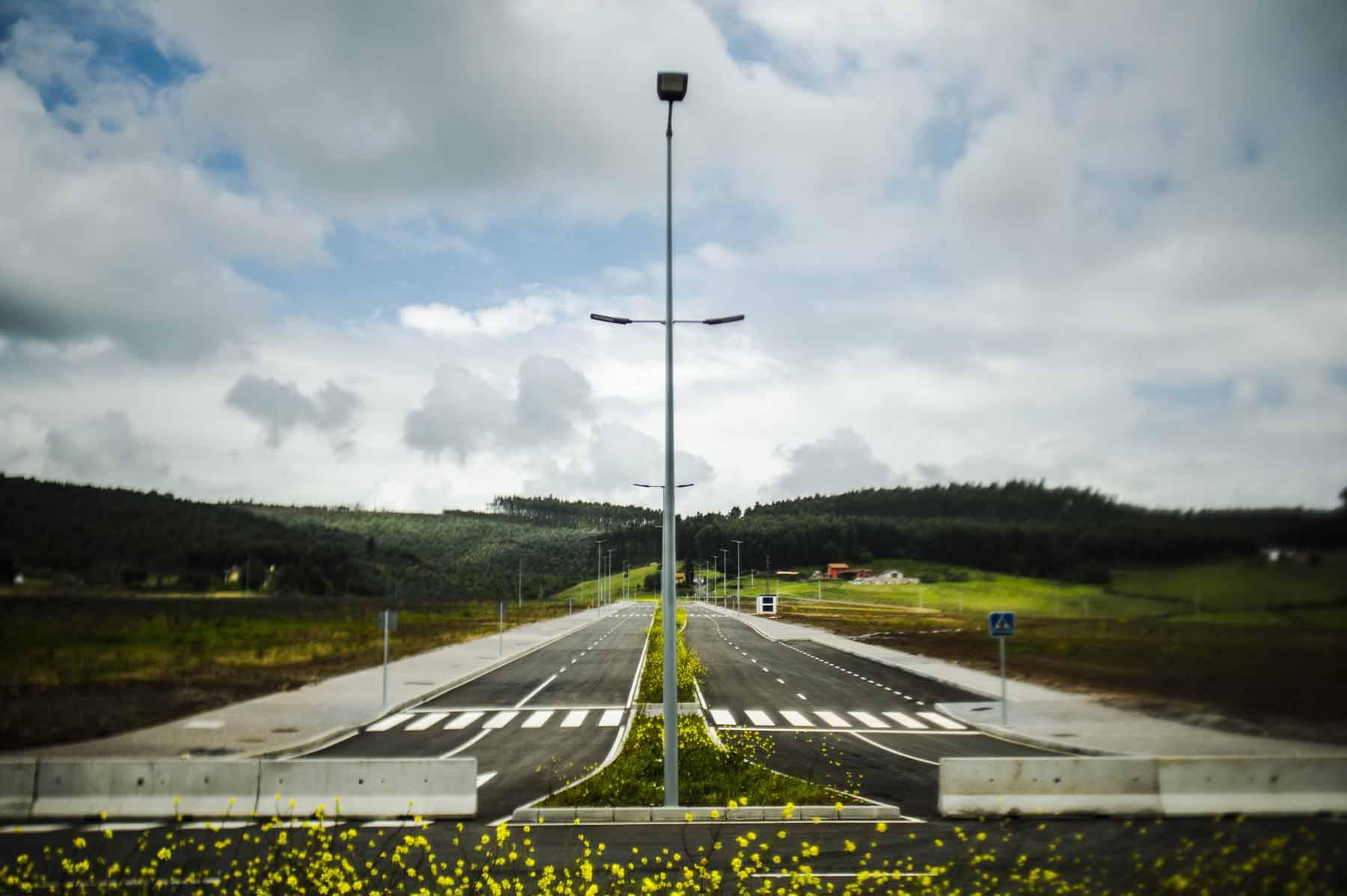 Zona de Actividades Logísticas e Industriales de Asturias.
