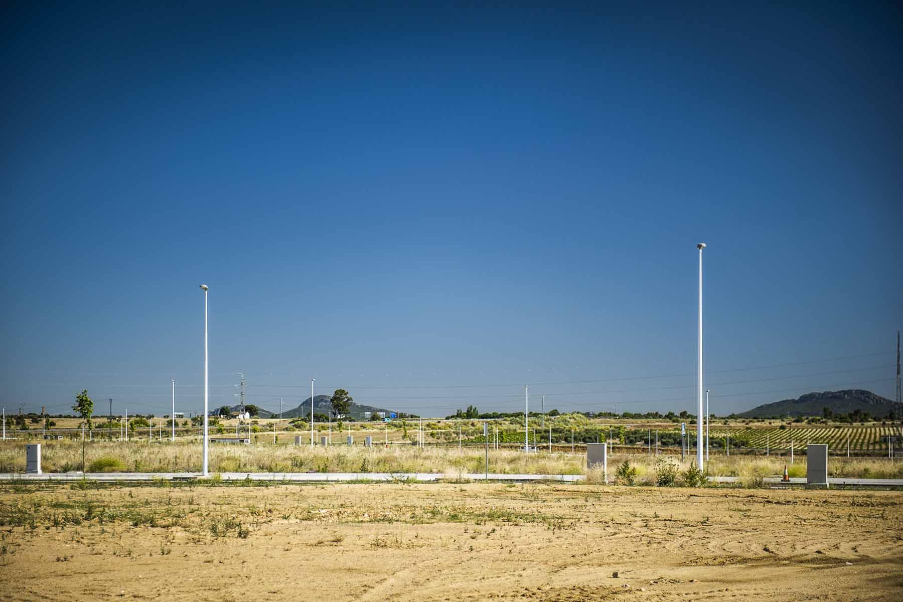 """""""Vía de la Plata"""" Industrial Park."""