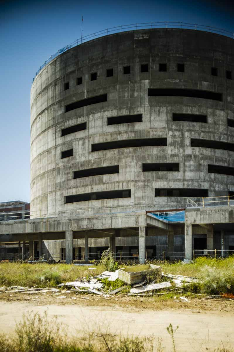 Nuevo Hospital de Toledo.