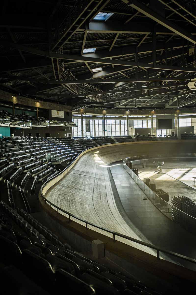 Velódromo Palma Arena.
