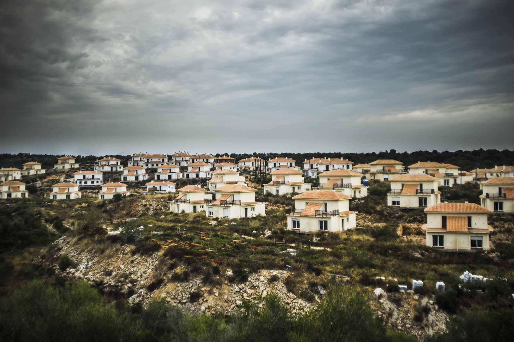 Urbanización Cala Romántica Villas Manacor.