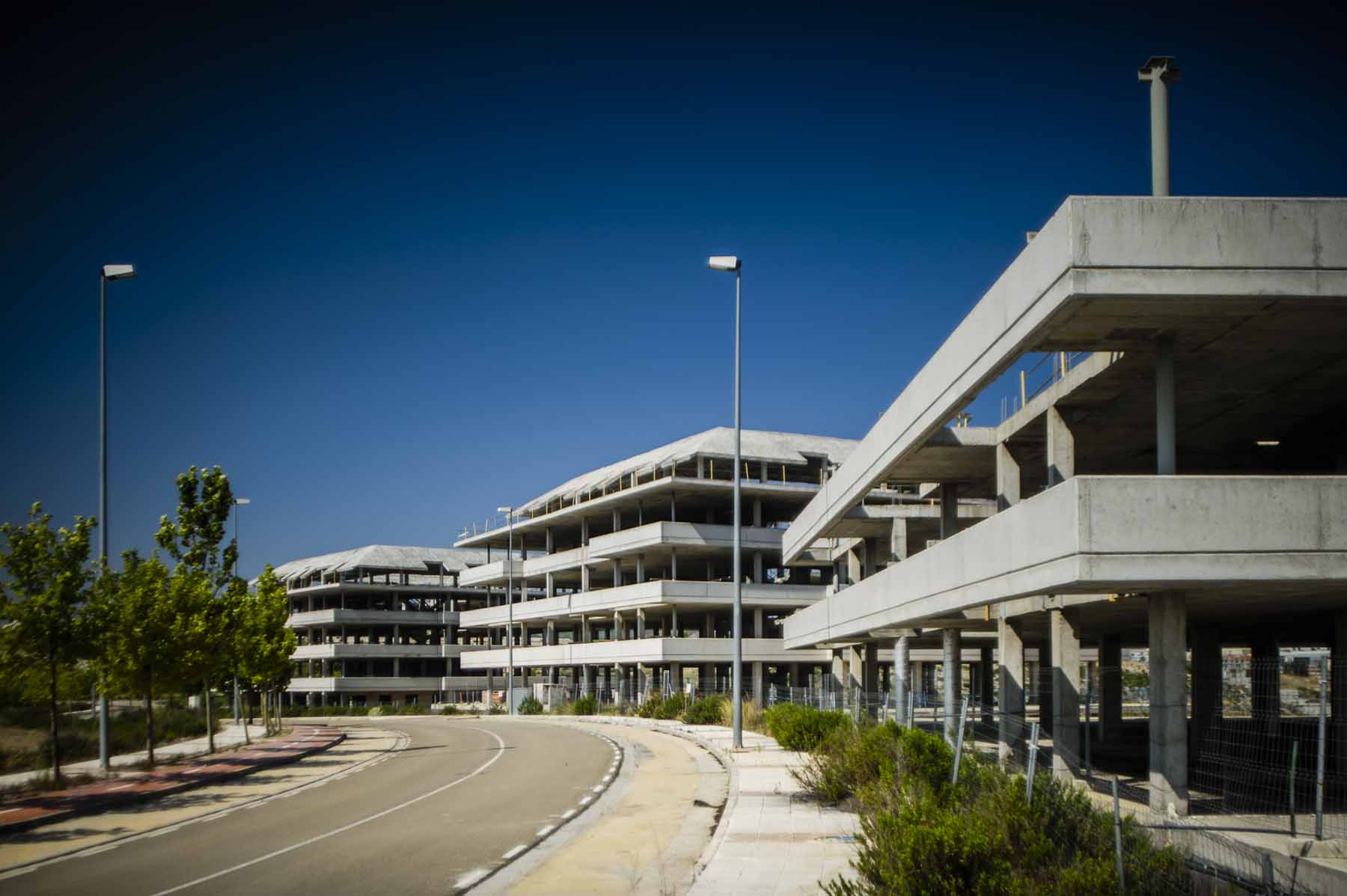 """Ciudad Zaragoza Golf"" Residential Development."