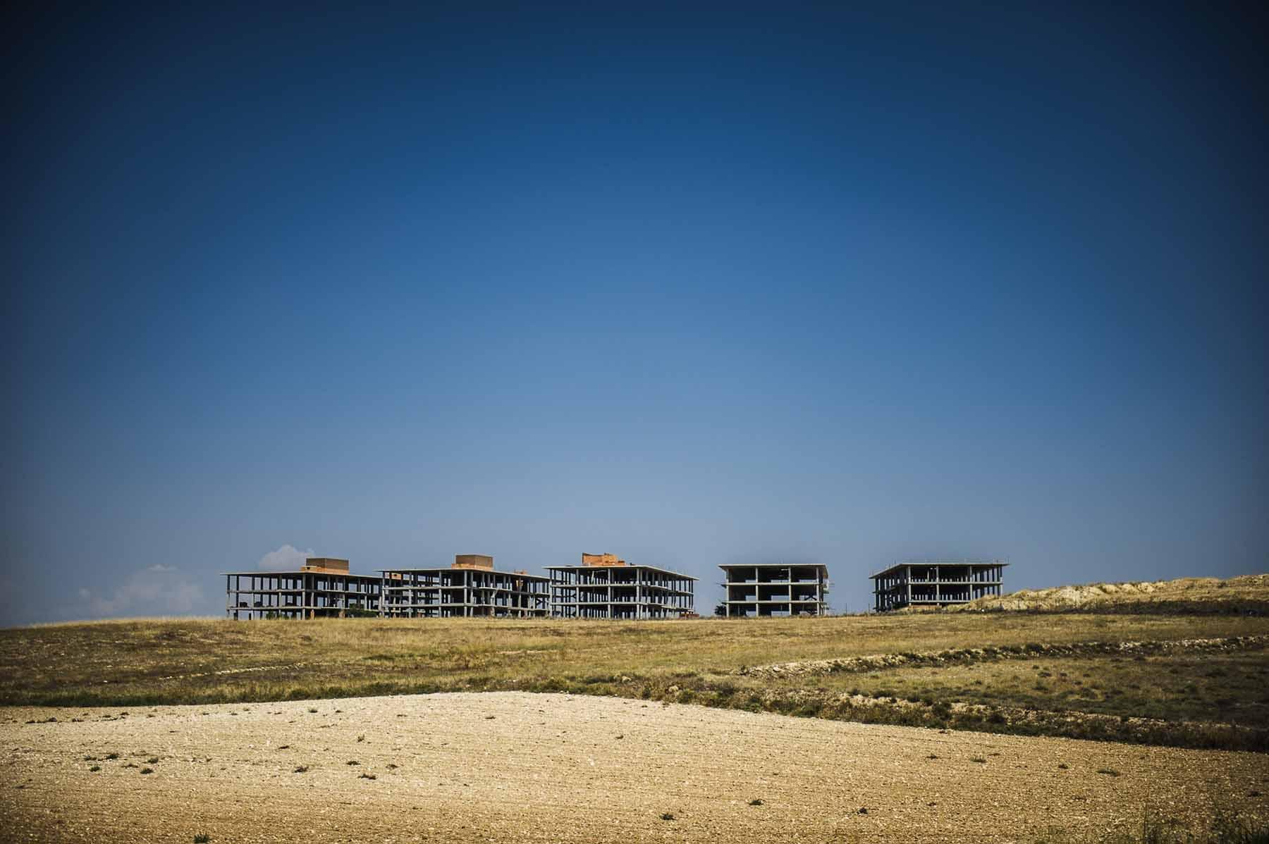 """Las Dehesas de San Mateo"" Residential Development."