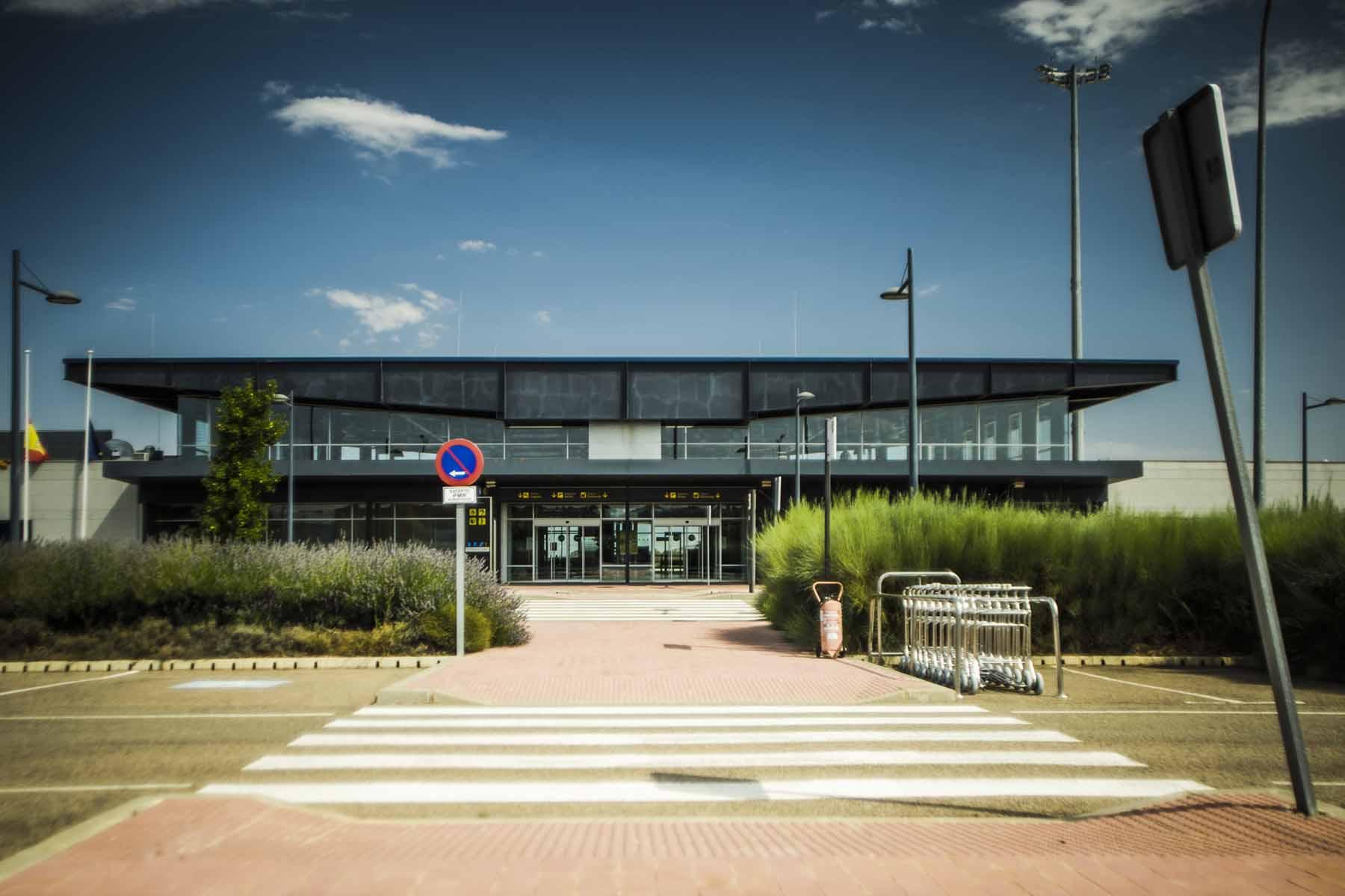 Aeropuerto de Huesca-Pirineos.