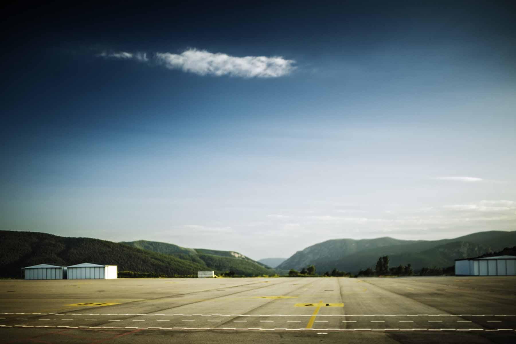Andorra- La Seu d'Urgell  Airport.