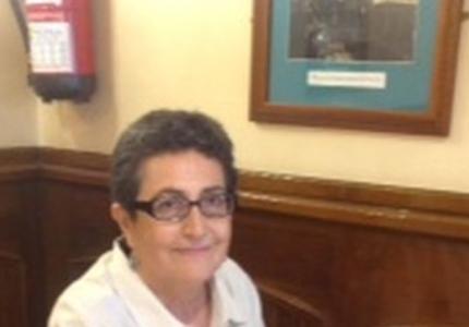 Mari Ángeles, operada después de nuestra denuncia