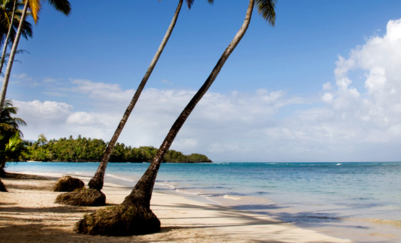 Fotografía de la Playa Cofresí