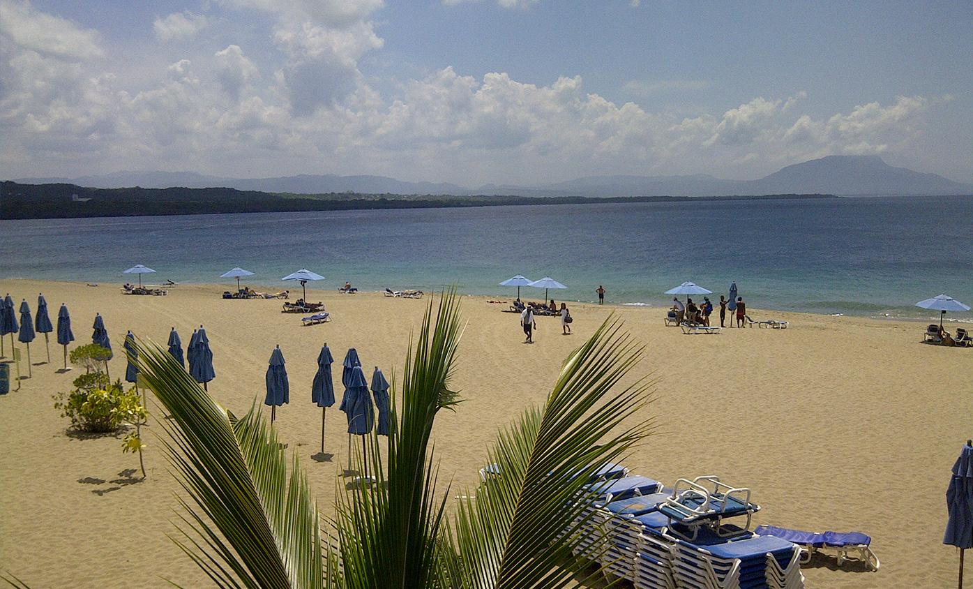 Fotografía de la Playa Alicia