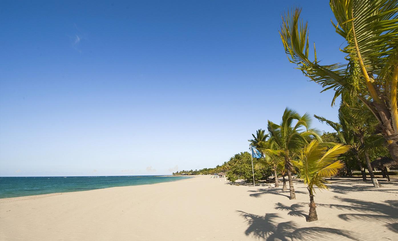 Fotografía de la Playa Dorada